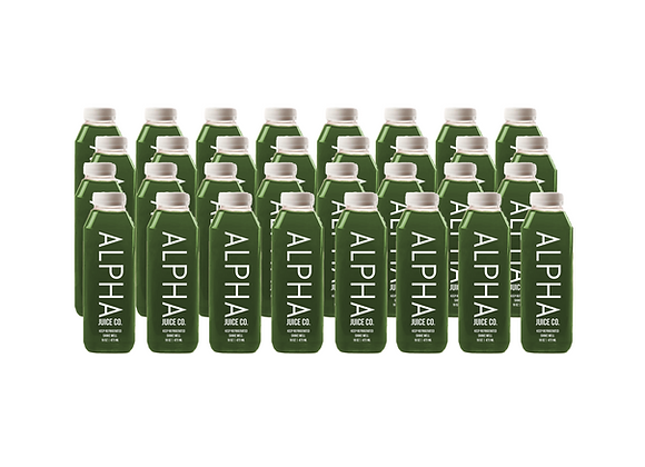 ALPHA Juice Month Supply