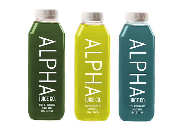 ALPHA Green Liquid Fast
