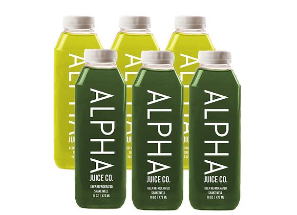 ALPHA Green: Juice Cleanse (Basic)