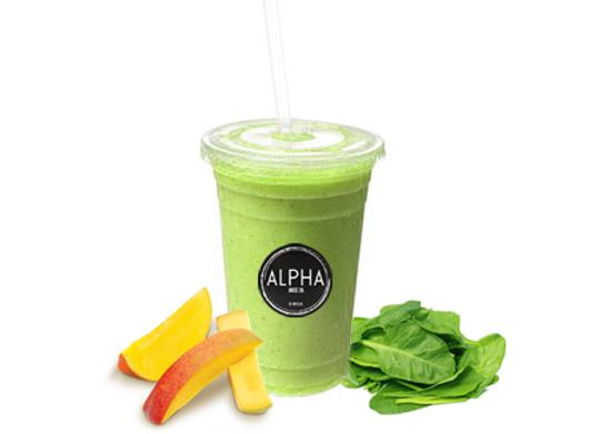 Papaya + Spinach