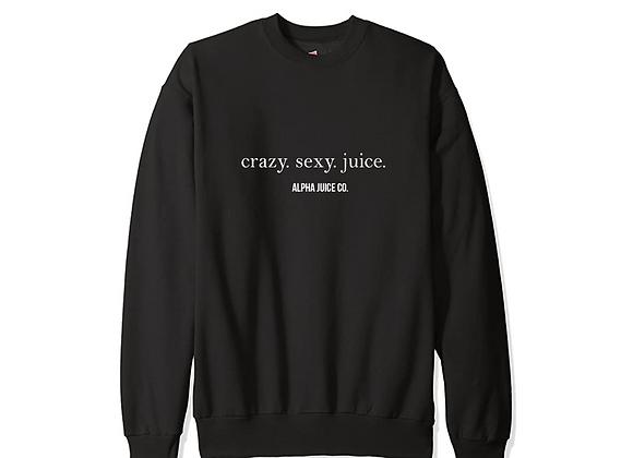 crazy. sexy. juice.