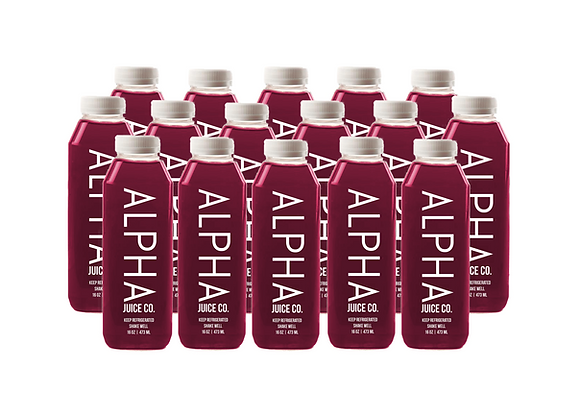 ALPHA Juice 2-Week Supply