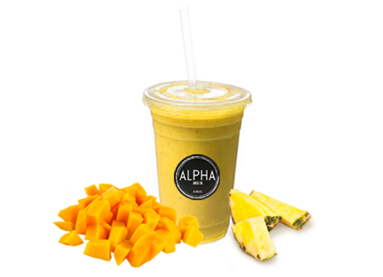 Pineapple + Mango
