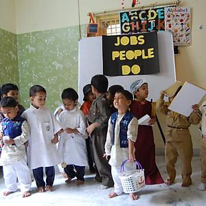 JOBS PEOPLE DO- Pre K