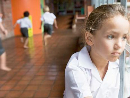 How switching of schools affects the mental health of our children.