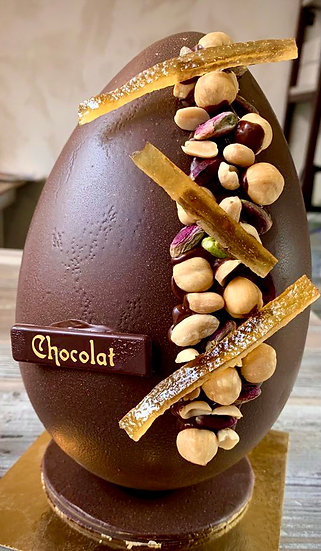 Uovo di Pasqua 500 gr.