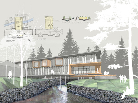 MVMK wins international competition to design the new Maplewood library