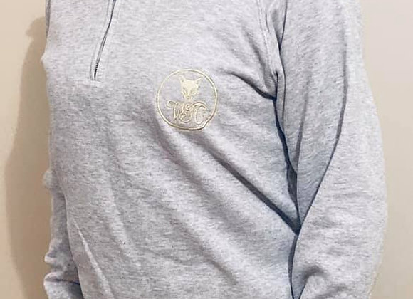 Half Zip Sweatshirt