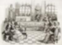 18th century drawing room
