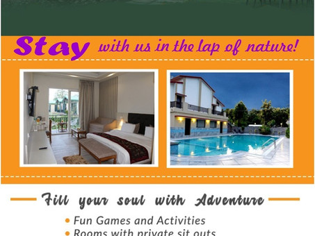 Work and Vacation Hot Deal for 15 Nights and 16 days @ 21000 INR