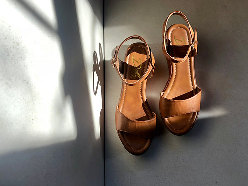 New Heights Platform Sandals
