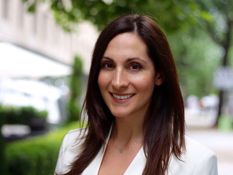 FinTech Female Fridays: Gabrielle Haddad, Co Founder & Chief Operating Officer, Sigma Ratings Inc.