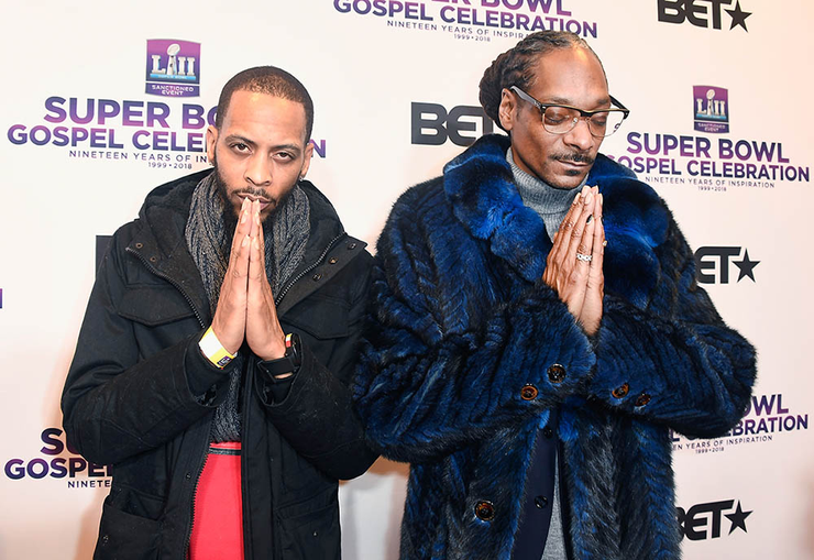 Snoop Dropped his first Gospel Music Video – Tampa by Florence