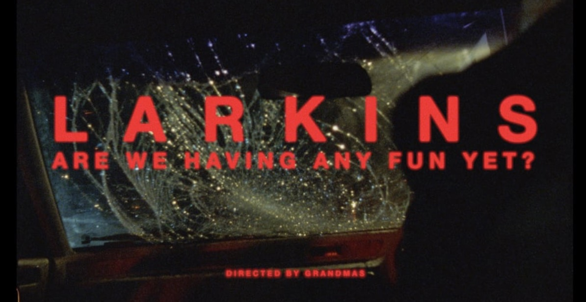LARKINS - ARE WE HAVING ANY FUN YET