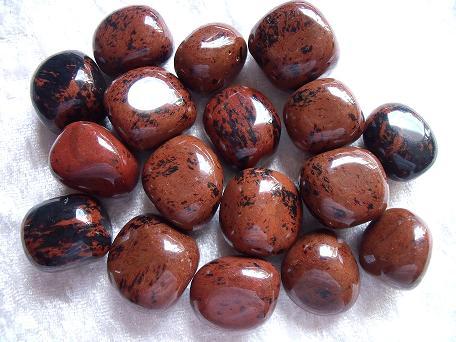 Mahogany Obsidian Stone