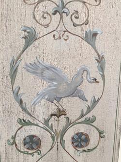 grotesque detail