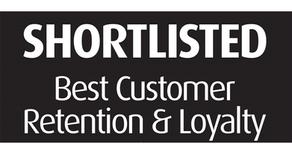 Shortlisted: UK Customer Service Excellence Awards