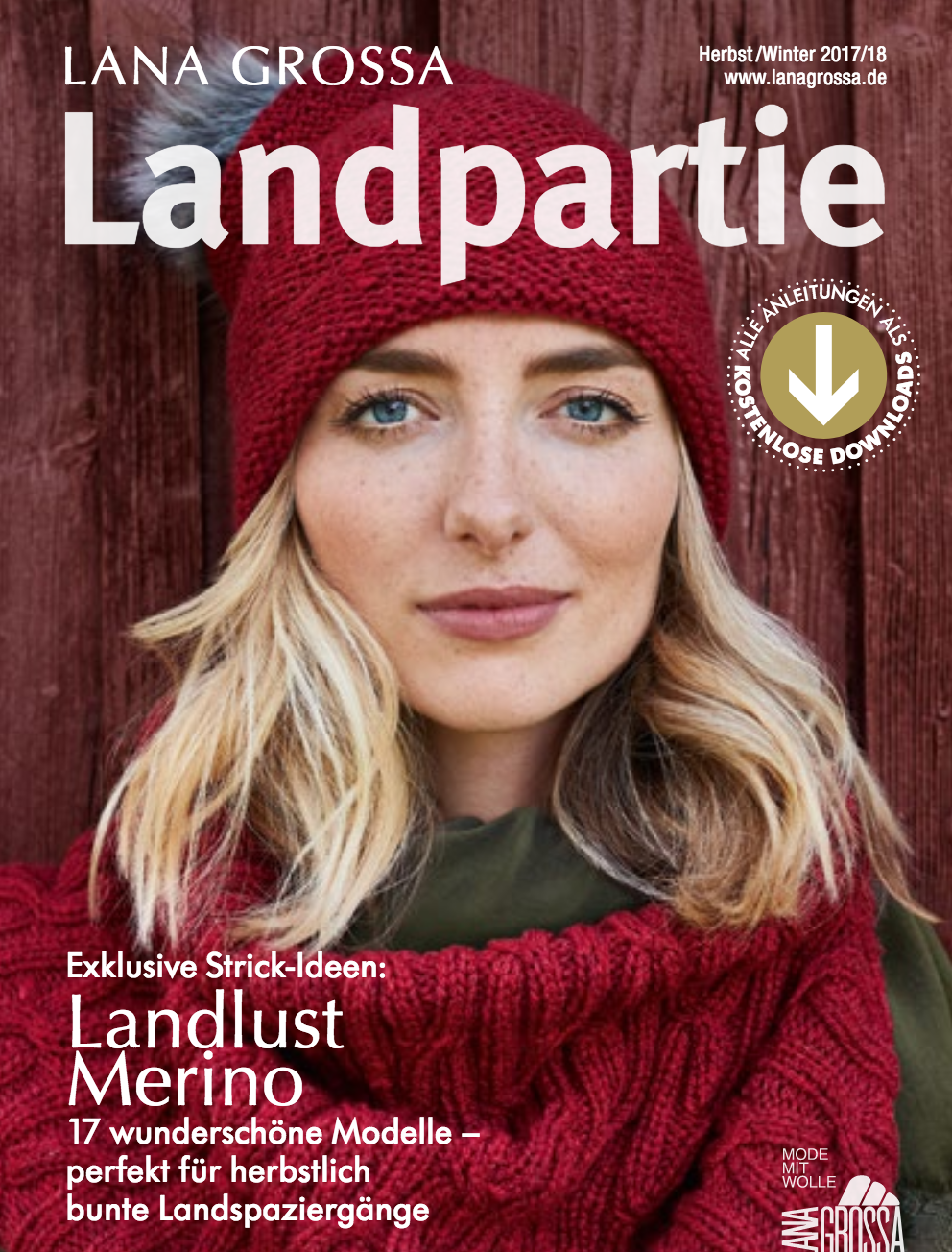 Landlust Lana Grossa Betina Pohl