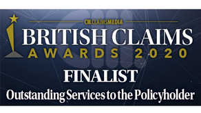 Finalist: Outstanding Services to the Policyholder