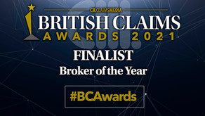 British Claims Awards 2021