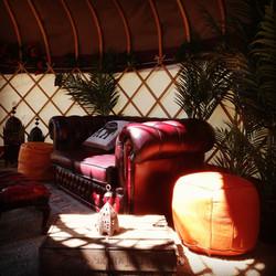 Yurt Lounge