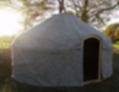 Yurt Insulation | Wool felt insulation