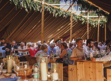 Planning a Yurt Wedding