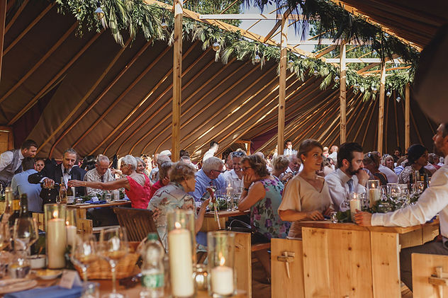 The SkyBarn Yurt