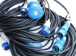 Cables - Marquee hire