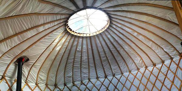 Yurt liner | Cotton liner | Yurt interior liner