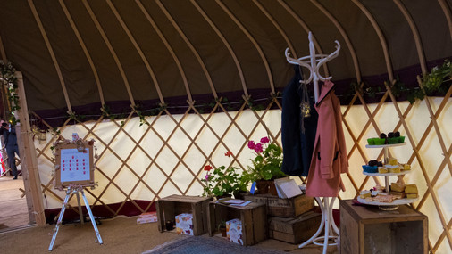 The Welcome Yurt