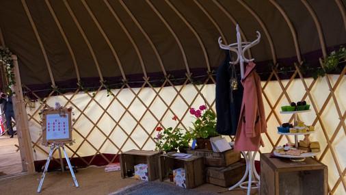 The Welcome Yurt