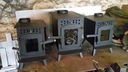 Snail stove selection
