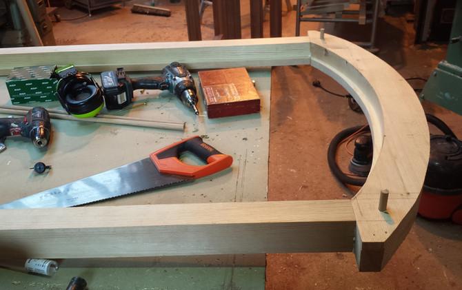 Door joinery