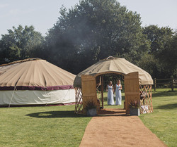 Welcome Yurt