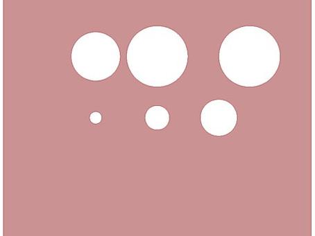 Coreform Cubit 예제 2 - Surface 위 구멍 메우기
