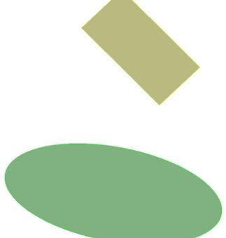Coreform Cubit 예제 3 - 두개의 Surface로 Volume 생성하기