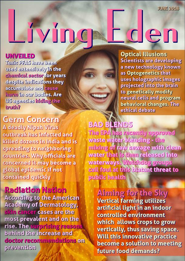 LivingEdenMagazineJune2018