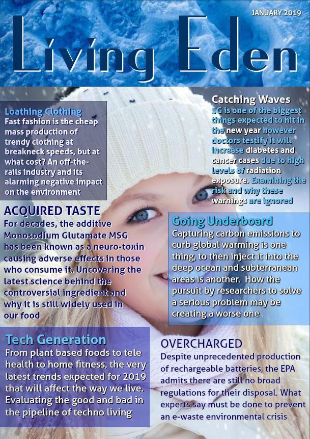 LivingEdenMagazineanuary2019