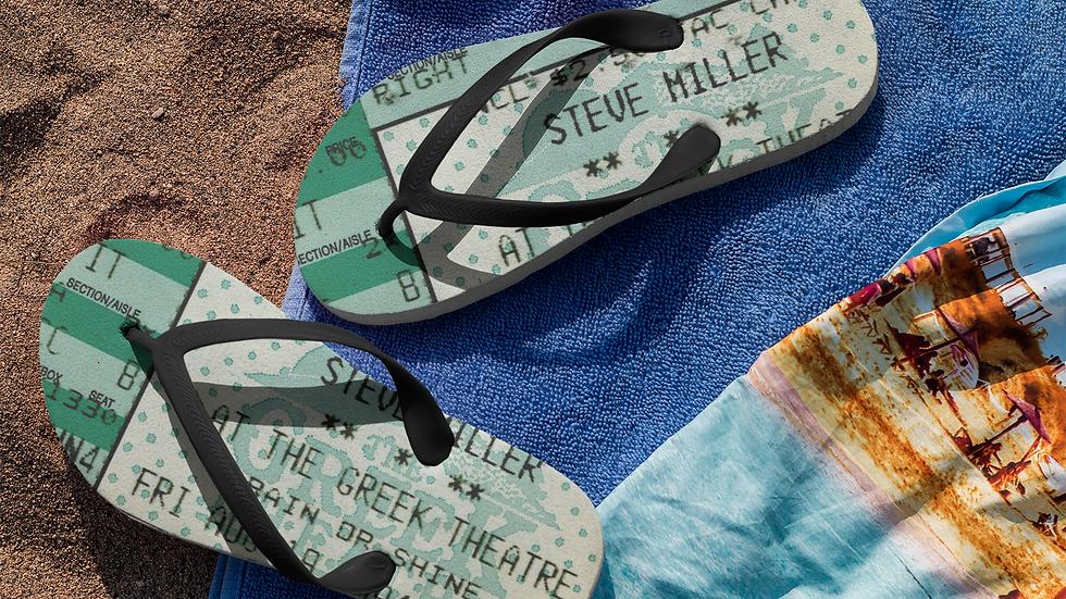 Steve Miller Flip Flops