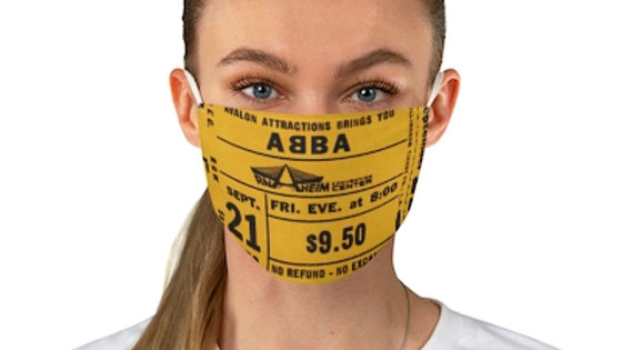ABBA 1979 Fabric Face Mask