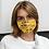 Thumbnail: ABBA 1979 Fabric Face Mask