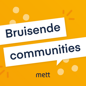 Podcastserie Bruisende Communities in première