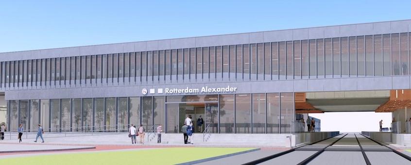 Station+Rotterdam+Alexander+-+ontwerp+voorkant+-+OPL+architecten_re-designers+resize+355+hoog