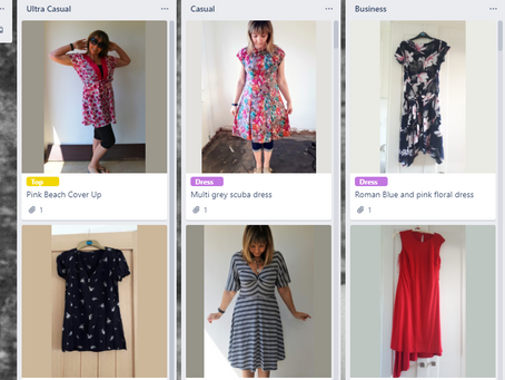 Tame your wardrobe with Trello