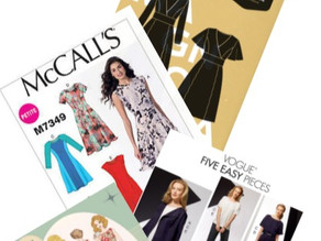 33 Sewing Pattern Brands that I Love