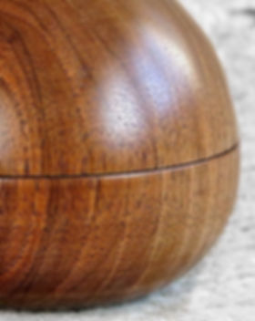 boite bois tournage handcraft
