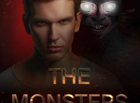 Read a sneak-peek of (and pre-order) my next novel, THE MONSTERS WITHIN!