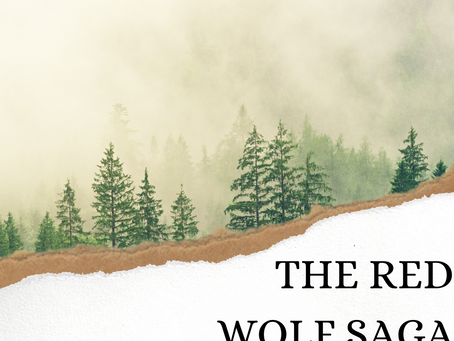 THE RED WOLF SAGA ends today!
