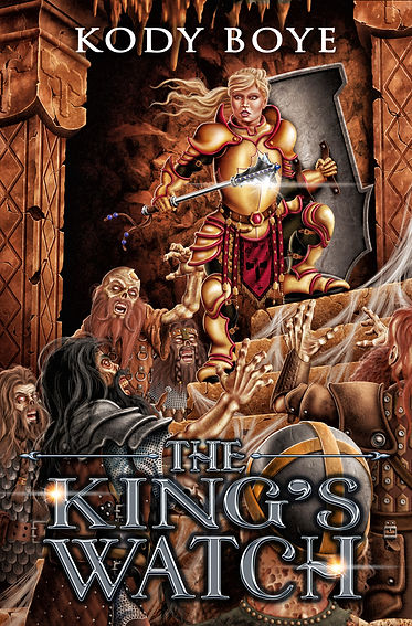 The King's Watch (The Adventures of Carm